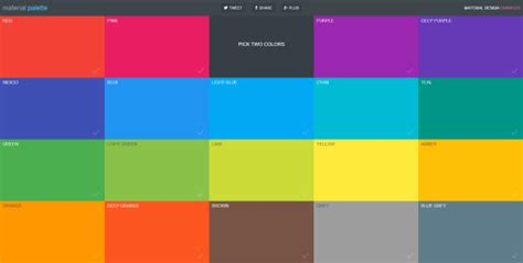 color matched 6 color matching techniques for wordpress web designers
