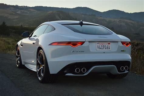 jaguar xk type 2017 jaguar f type r coupe review car reviews and
