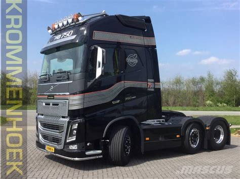 volvo fh 2016 price used volvo fh16 750 6 retarder tractor units year