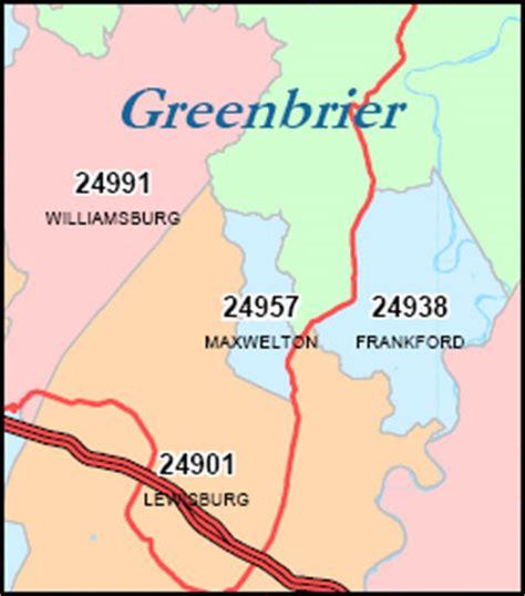 zip code map west virginia west virginia zip code map including county maps