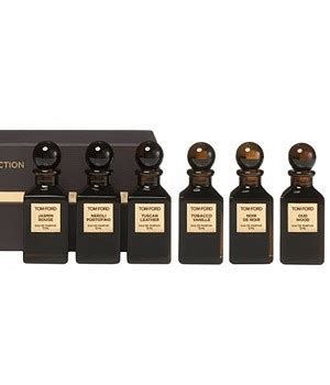 Tom Tuscan Leather By Surrati Kemasan Tola blend mini collection by tom ford blend