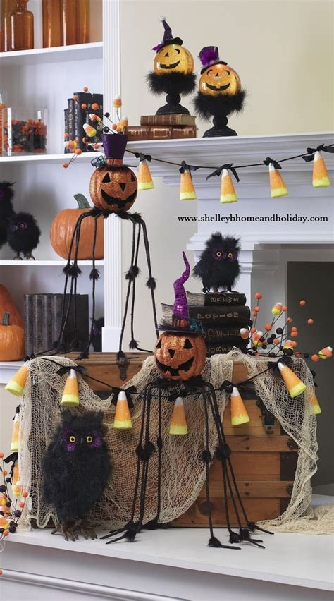 halloween home decorations cute halloween decorations can make your celebration stunning