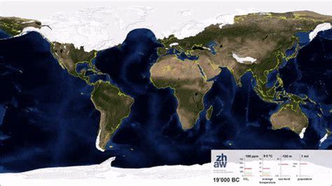planet evolve    ice age