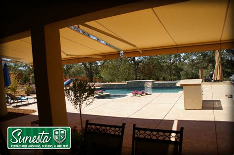 sunesta awnings cost retractable deck awnings retractable deck canopies
