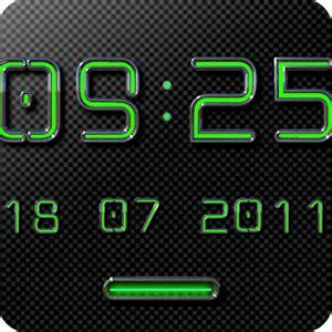 digi clock widget apk neon green digi clock widget apk on pc android apk apps on pc