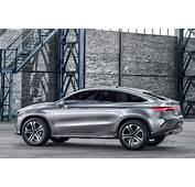 2017 Mercedes Benz Coupe SUV Concept  Car Photos Catalog 2018