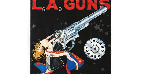 album la guns l a guns cocked and loaded 1989 50 greatest hair