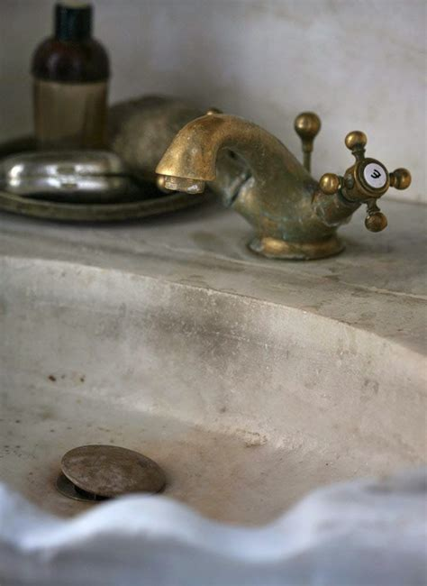 ideas rustic home design: shell basin vintage hardware if you love rustic style you should