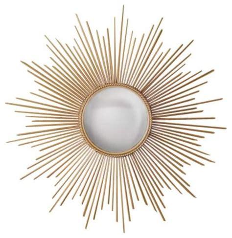 Uttermost Chandeliers Sunburst Mirror Modern Wall Mirrors By Simplymirrors