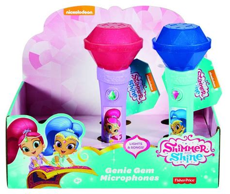 Barnes Noble Classics Shimmer And Shine Microphone 887961289787 Item