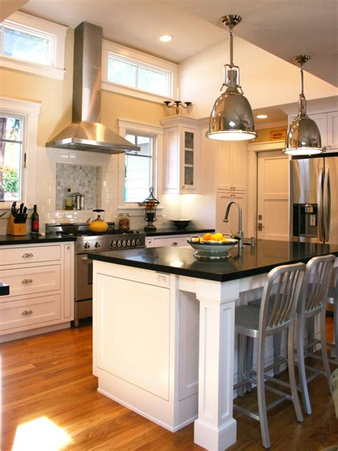 Small Kitchen With Island Fabulous Small Kitchen Island Design Kitchen Segomego Home Designs