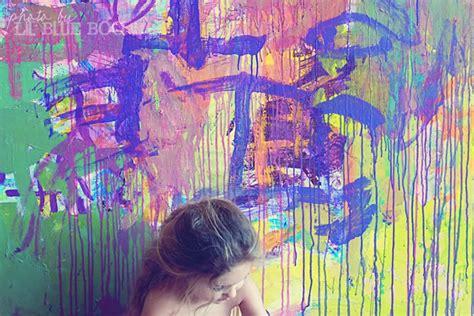 Mr Color 5 Blue By Ota Heaven painting with children quot finer quot hackshaw