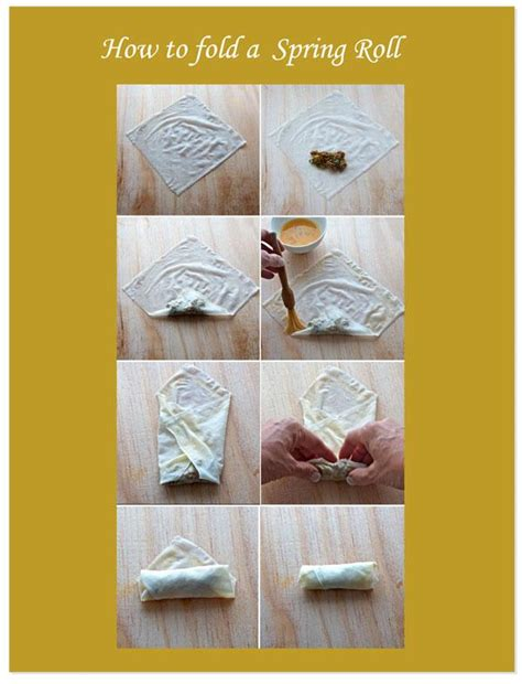 How To Fold Rice Paper Rolls - how to fold rice paper rolls 28 images chicken rice