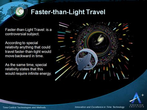 Whats The Speed Of Light by Time Technologies And Methods