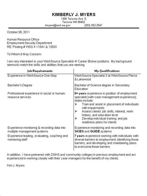 chronological resume format template