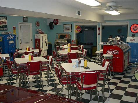 Garage Diner by And His Retro Garage Ridgeland Sc 187 Bars Booths