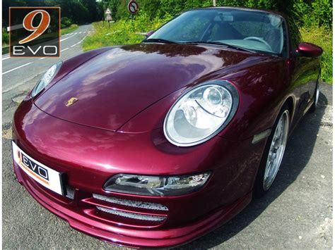 Porsche 996 Facelift Conversion by Kit Conversion Facelift 997 Pour Porsche 996 9 Evo