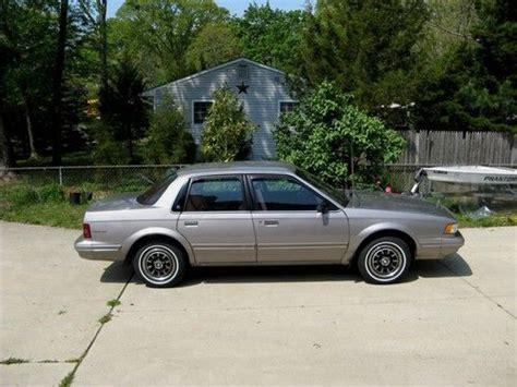 1995 Buick Century Special Buy Used 1995 Buick Century Special Sedan 4 Door 3 1l In