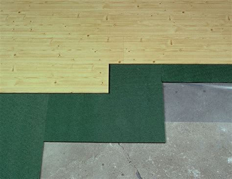 Vinyl Plank Flooring Underlayment 1000 Images About Impact Insulation Floor Underlayments On Carpets Vinyls And