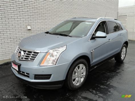 2013 glacier blue metallic cadillac srx luxury awd 72597630 gtcarlot car color galleries
