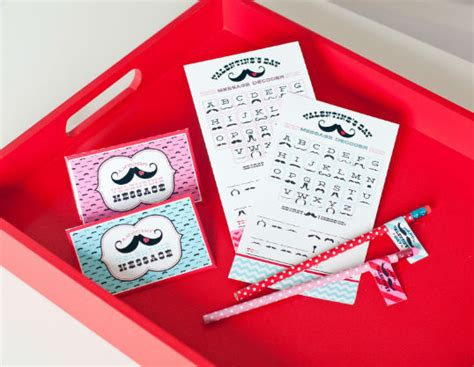 secret s day messages birthday ideas i mustache you a question