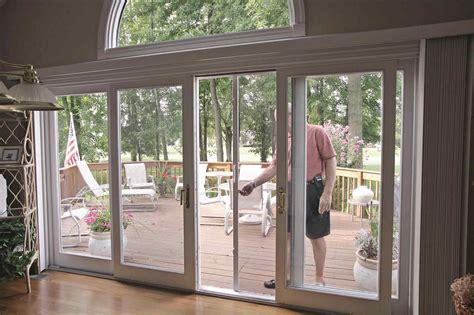 Sliding Screen Door For Patio Sliding Door Screen Kapan Date