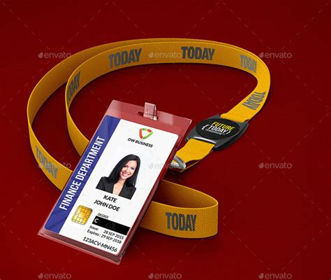 conference id card template in these days id card identification card is widely