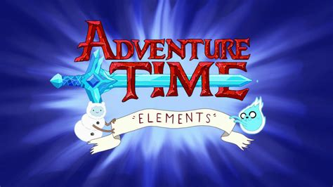 network usa new adventure time elements miniseries