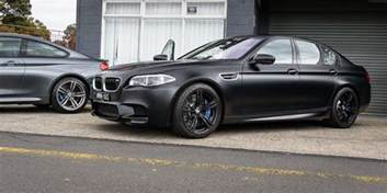 bmw m5 nighthawk and m5 white shadow launched photos 1