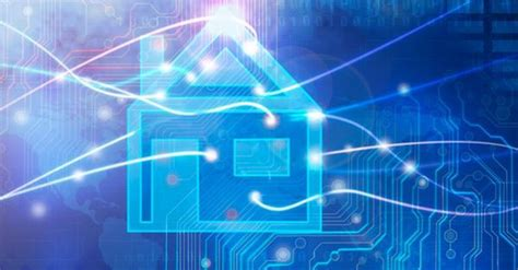 technology house smart home technology gives your house a center