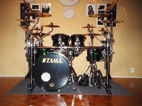 Rack Drum Pearl drum rack setups page 3