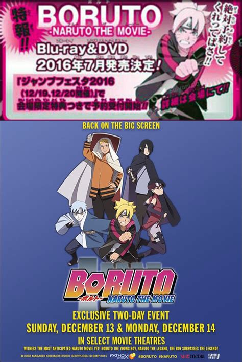 watch film boruto naruto the movie boruto naruto the movie dvd blu ray gets release by kmvw