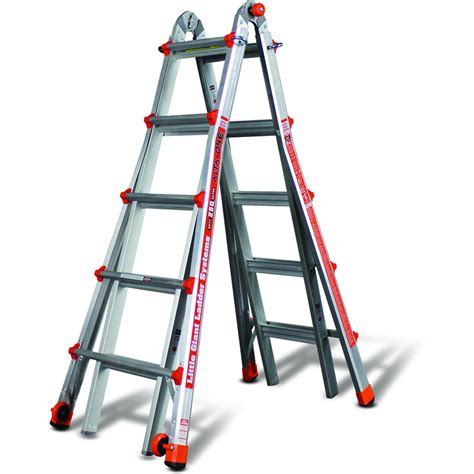 Ft Leader 1 shop ladders alta one aluminum 22 ft reach