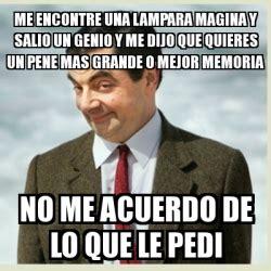 Meme Mr Bean Me Encontre Una Lara Magina Y Salio Un | meme mr bean me encontre una lara magina y salio un