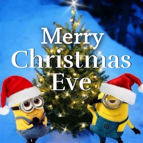 merry christmas eve minion quote pictures   images  facebook tumblr pinterest