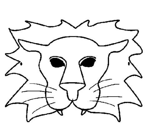 imagenes para dibujar un leon dibujo de le 243 n para colorear dibujos net