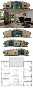 Les 25 Meilleures Id 233 Es Concernant Maisons En Bois Sur Most Por House Floor Plans