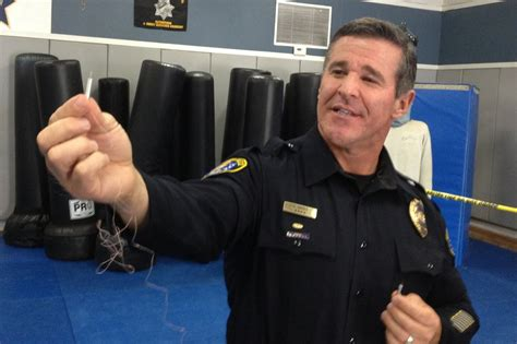 Officer In San Diego by How Are Trained In The Use Of Deadly