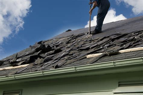 is a tearoff roof replacement necessary knockout roofing