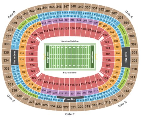 atlanta falcons seating chart prices cheap dome tickets