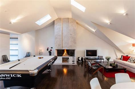 modern game room design motiq online home decorating ideas swedish loft gameroom interior design ideas