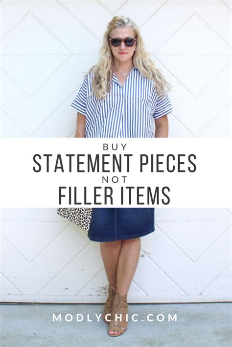 How To Buy With Drama The Statement Pieces by Buy Statement Pieces Instead Of Filler Items Modlychic