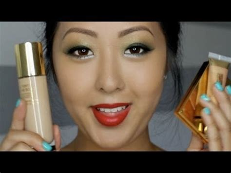 Touch Le by Tutorial Ysl Fall 2012 Makeup Collection Review Feat
