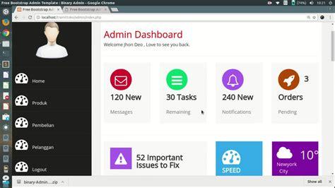 membuat halaman admin web dengan php tutorial membuat toko online php mysqli 2 persiapan