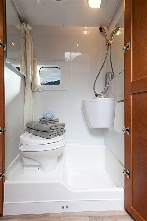 travel van with bathroom 20131109sa free spirit ss bathroom shower sherman a johnson