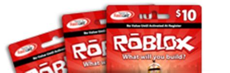 Where To Buy Robux Gift Cards - roblox gamecards