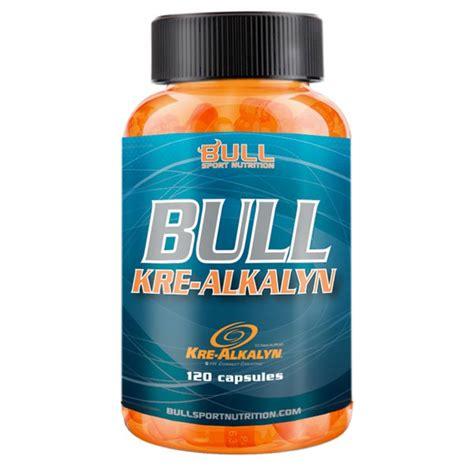 cre x creatine kre alkalyn 120 kapseln kre alkalyn bull sport nutrition