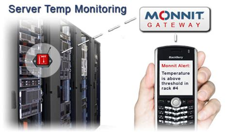temperature server room monitoring server room temperature monnit wireless sensor
