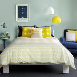 Yellow Blue Bedroom by Navy Blue And Yellow Bedroom Images