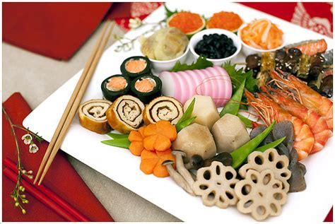 traditional new year s food 御節 japanese traditional new year s food flickr photo